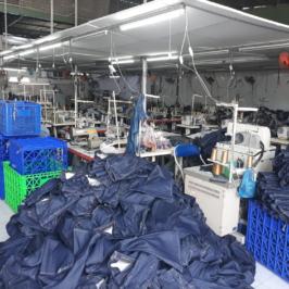 Xưởng may gia công jeans FOB Thuận Hải - Công ty chuyên sản xuất, cung cấp quần jeans Thuận Hải