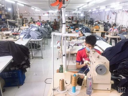 Tìm xưởng chuyên may gia công quần jeans nam nữ đẹp, hàng cao cấp tại TP.HCM - công ty may quần jeans xuất khẩu Thuận Hải - chuyên may gia công, cung cấp sỉ jeans VNXK